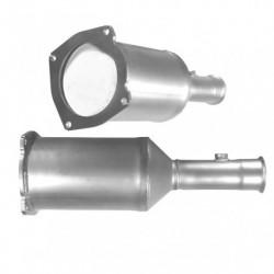 Filtre à particules (FAP) pour CITROEN C5 2.0 Mk.1 HDi (moteur : RHZ (moteur : DW10ATED))