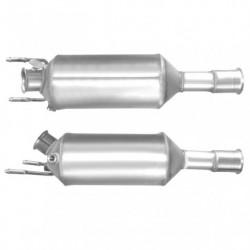 Filtre à particules (FAP) pour CITROEN C-CROSSER 2.2 HDi (moteur : 4HN (moteur : DW12MTED4))