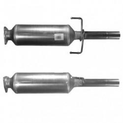 Filtre à particules (FAP) pour FIAT 500 1.3 MJTD (moteur : 169A1 - Euro 4 )