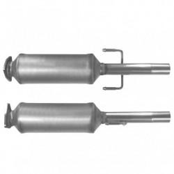 Filtre à particules (FAP) pour FIAT IDEA 1.3 MJTD (moteur : 199A3)