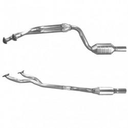 Catalyseur pour BMW 520i 2.0 E39 (moteur : M52 - Sans OBD)