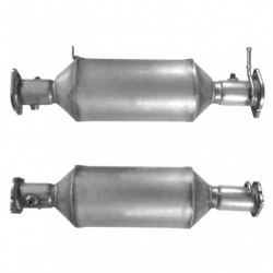 Filtre à particules (FAP) pour JAGUAR X-TYPE 2.2 TDi 155cv (moteur : LJ46G - QJBA - pour véhicules avec FAP)