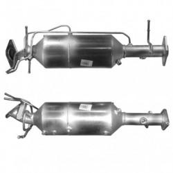 Filtre à particules (FAP) pour MAZDA 3 2.2 MZR-CD (moteur : R2AA)