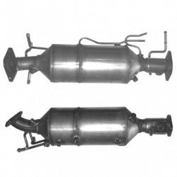 Filtre à particules (FAP) pour MAZDA 5 2.0 Turbo Diesel (moteur : RF7J)