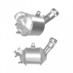 Filtre à particules (FAP) pour MERCEDES C200 2.1 CL203 (moteur : OM 646.962) CDi Coupe (moteur : FAP seul)