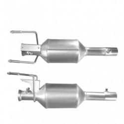 Filtre à particules (FAP) pour MERCEDES SPRINTER 3.0 (906) 218 CDi (moteur : OM642 - FAP seul)