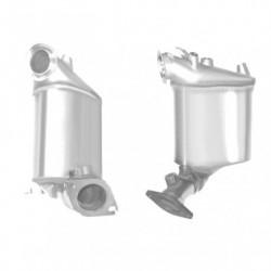 Filtre à particules (FAP) pour MITSUBISHI GRANDIS 2.0 DI-D Turbo Diesel (moteur : BWC - FAP seul)