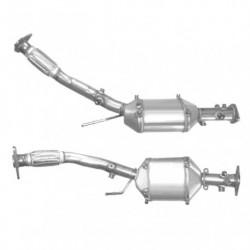 Filtre à particules (FAP) pour NISSAN X-TRAIL 2.0 dCi Turbo Diesel (moteur : M9R)