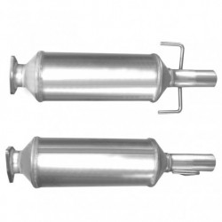 Filtre à particules (FAP) pour OPEL ASTRA 1.3 Mk.5 CDTI (moteur : Z13DTH)
