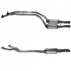 Catalyseur pour BMW 528i 2.8 E39 (moteur : M52 - avec ou sans OBD)