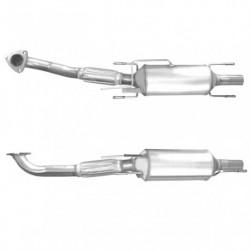 Filtre à particules (FAP) pour OPEL VECTRA 3.0 V6 CDTi (moteur : Z30DT - catalyseur et FAP combinés)