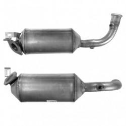 Filtre à particules (FAP) pour OPEL VIVARO 2.5 dCi (moteur : G9U630 - FAP seul)