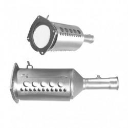 Filtre à particules (FAP) pour PEUGEOT 308 CC 2.0 HDi (moteur : RHF (moteur : DW10BTED4)) FAP seul