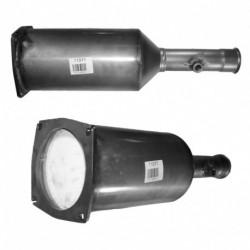 Filtre à particules (FAP) pour PEUGEOT 407 2.0 HDi (moteur : RHR (moteur : DW10BTED4))