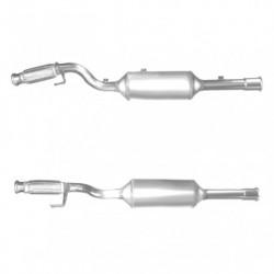 Filtre à particules (FAP) pour PEUGEOT 807 2.0 HDi (moteur : RHH (moteur : DW10CTED4) - catalyseur et FAP combinés)
