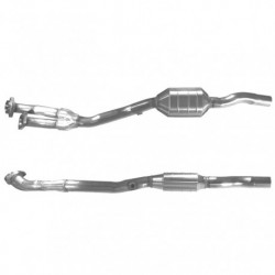 Catalyseur pour OPEL OMEGA 2.5 TD Turbo Diesel