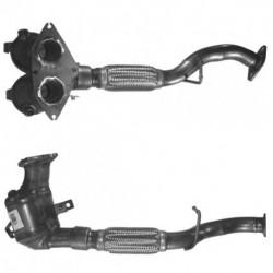 Catalyseur pour AUDI A6 2.5 TDi TDi Quattro (BDH - BAU - AKE)