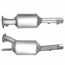 Filtre à particules (FAP) pour RENAULT ESPACE 2.2 dCi (moteur : G9T645)