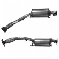 Filtre à particules (FAP) pour RENAULT KOLEOS 2.0 dCi (moteur : M9R - round DPF)
