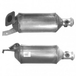 Filtre à particules (FAP) pour RENAULT MASTER 2.5 dCi (moteur : G9U632 - 650)