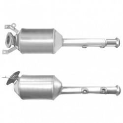 Filtre à particules (FAP) pour RENAULT MEGANE 2.0 dCi (moteur : M9R724 - Euro 4 FAP seul)