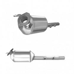 Filtre à particules (FAP) pour RENAULT MEGANE 2.0 dCi (moteur : M9R700 - M9R722)