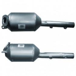 Filtre à particules (FAP) pour RENAULT SCENIC 1.9 dCi (moteur : F9Q803 - F9Q804)