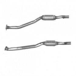 Catalyseur pour BMW 540i 4.4 E39 V8 (moteur : OBD) Coté gauche - Catalyseur situé sous le véhicule