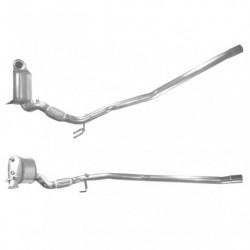 Filtre à particules (FAP) pour SEAT ALTEA XL 2.0 TDi 4x4 (moteur : BMN)
