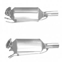 Filtre à particules (FAP) pour SKODA SUPERB 2.0 TDi (moteur : BSS - BWW)