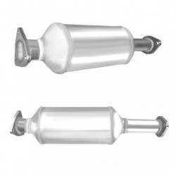 Filtre à particules (FAP) pour SUZUKI SWIFT 1.3 Mk 3 DDIS (moteur : D13A - Z13DTJ)