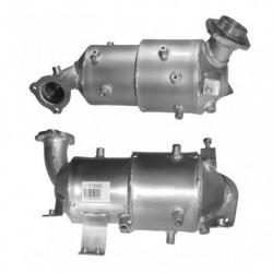 Filtre à particules (FAP) pour TOYOTA RAV4 2.2 D4-D 4WD (moteur : 2AD-FHV - catalyseur et FAP combinés)
