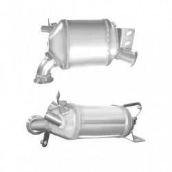 Filtre à particules (FAP) pour VOLKSWAGEN CARAVELLE 2.5 TDI 4motion (moteur : BNZ - BPC - FAP seul)