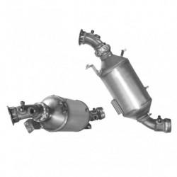 Filtre à particules (FAP) pour VOLKSWAGEN CRAFTER 2.5 TDI (moteur : BJJ)