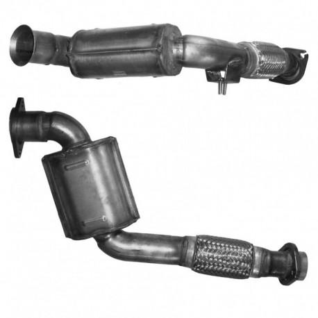 Catalyseur pour BMW 730d 3.0 (E65) Turbo Diesel (1er catalyseur)