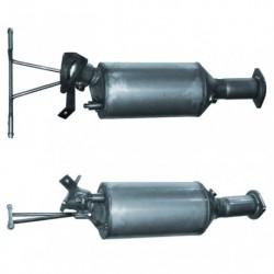 Filtre à particules (FAP) pour VOLVO XC70 2.4 D5 Turbo Diesel AWD (moteur : D5244T4)