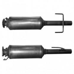 Filtre à particules (FAP) PREMIUM pour FIAT DOBLO 1.3 JTD (moteur : 199A2)