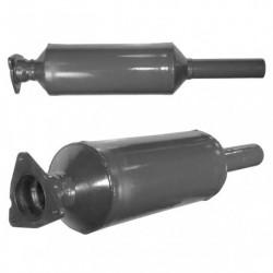 Filtre à particules (FAP) PREMIUM pour FIAT GRANDE PUNTO 1.3 MJTD (moteur : 199A3)