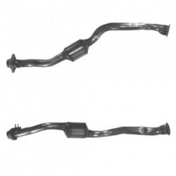Catalyseur pour PEUGEOT 106 1.5  Diesel (jusqu'au n° de chassis RP08420)