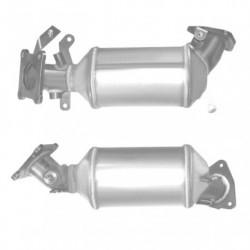 Filtre à particules (FAP) PREMIUM pour HONDA CIVIC 2.2 CDTi (moteur : N22A2 - FAP seul)
