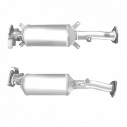 Filtre à particules (FAP) PREMIUM pour HONDA CR-V 2.2 Mk.3 i-CTDi (moteur : N22A2 - FAP seul)