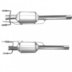 Filtre à particules (FAP) PREMIUM pour MERCEDES VITO 3.0 W639 (moteur : OM 642.990) Cdi