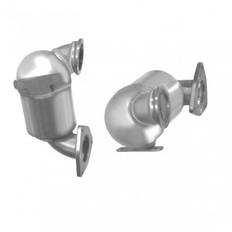 Catalyseur pour ALFA ROMEO 156 2.4 JTD (moteur : 841G)