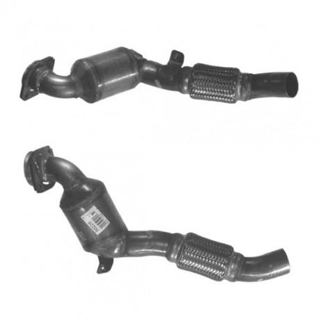 Catalyseur pour BMW X3 3.0 E83 d Boite auto (moteur : M57D30 (moteur : 306D2) - pour véhicules sans FAP)