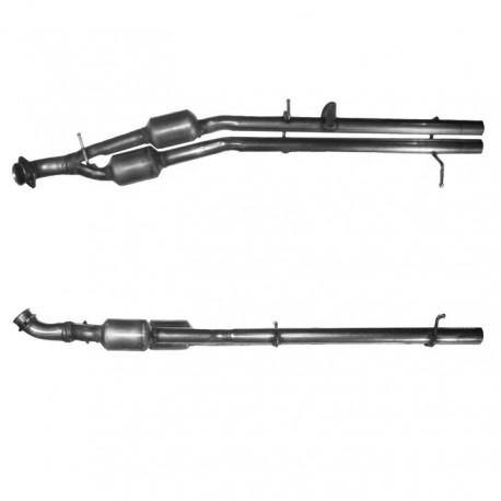 Catalyseur pour BMW X5 3.0 E53 Turbo Diesel (moteur : M57 - M57N)