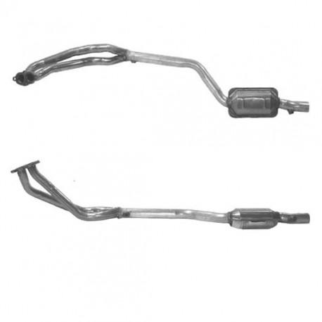 Catalyseur pour BMW Z3 1.8 8v (moteur : M43)