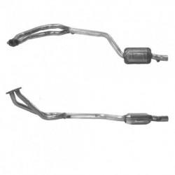 Catalyseur pour BMW Z3 1.9 8v (moteur : M43)