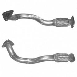Tuyau d'échappement pour ALFA ROMEO 147 3.2 GTA V6 24v (moteur : 923A)