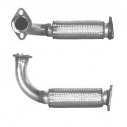 Tuyau d'échappement pour ALFA ROMEO 164 3.0 V6 24v (moteur : Tuyau flexible court)
