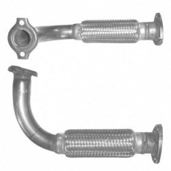 Tuyau d'échappement pour ALFA ROMEO 164 3.0 V6 12v (moteur : Tuyau flexible court)